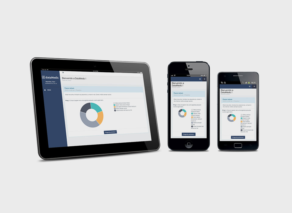 dataMedic Web App